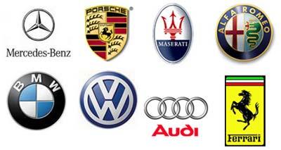European car wreckers